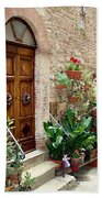 Front Door Bath Towel