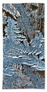 Frost Macro Bath Towel