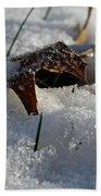 Frozen Oak Bath Towel