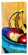Fruit Bath Towel