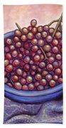 Fruit Of The Vine Bath Towel