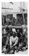 Fugitive Slaves, 1862 Bath Towel