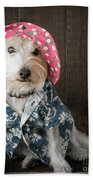 Funny Doggie Hand Towel