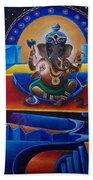 Ganesha Hand Towel