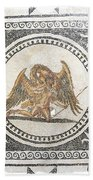 Ganymede Carried Off By Zeus Bath Towel