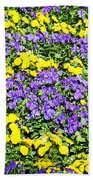 Garden Design Bath Towel