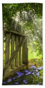 Garden Of Eden Bath Towel