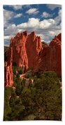 Garden Of The Gods Afternoon Bath Towel