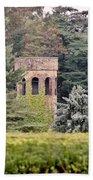 Garden Tower At Longwood Gardens - Delaware Bath Towel