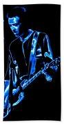 Gary Pihl Plays The Blues Bath Towel