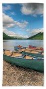 Geirionydd Lake Bath Towel
