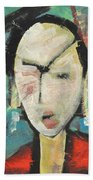 Geisha Bath Towel