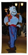 Genie With Moves Bath Towel