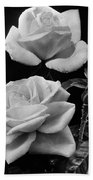 'george Arends' Roses Bath Towel