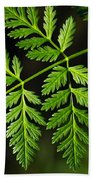 Gereric Vegetation Hand Towel