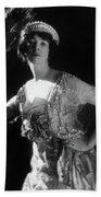 Gertrude Whitney (1875-1942) Hand Towel