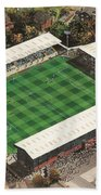 Gigg Lane - Bury Bath Towel