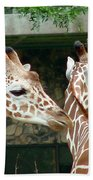 Giraffes-09023 Bath Towel
