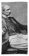 Giuseppe Zanardelli (1824-1903) Bath Towel