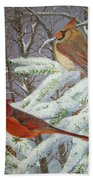 Give Her Wings To Fly Bath Towel
