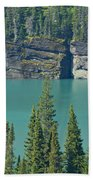 Glacier Lake Bath Towel