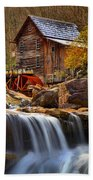 Glade Creek Cascades Bath Towel