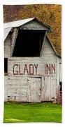 Glady Inn Barn Wv Bath Towel