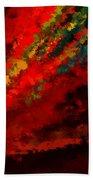 Glance Of Colors Bath Towel