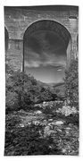 Glenfinnan Viaduct Bath Towel