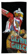 Glitter Gulch Girl Bath Towel
