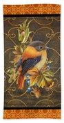 Glorious Birds-a2 Bath Towel