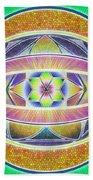Glow Sphere Delta Hand Towel