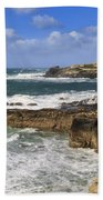 Godrevy Lighthouse - 5 Bath Towel