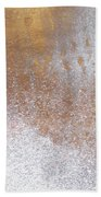 Gold Summer Woods I Hand Towel