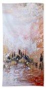Golden City Hand Towel