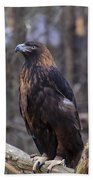 Golden Eagle 1 Bath Towel