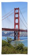 Golden Gate Bridge Hand Towel