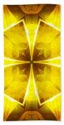 Golden Harmony - 4 Bath Towel