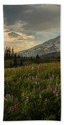 Golden Sunstar Rainier Meadows Bath Towel