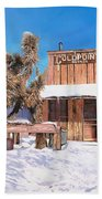 Goldpoint-nevada Hand Towel