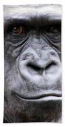 Gorilla - Jackie Bath Towel
