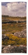 Gorse And Heather Bath Towel