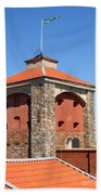 Gothenburg Fortress 03 Bath Towel
