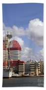Gothenburg Utkiken Tower 07 Bath Towel