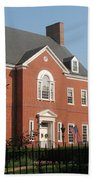 Governor House Annapolis Bath Towel