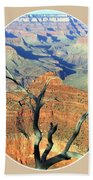 Grand Canyon 77 Bath Towel