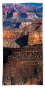 Grand Canyon Colors Bath Towel