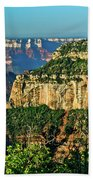 Grand Canyon Peak Angel Point Bath Towel