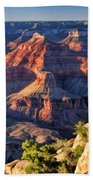 Grand Canyon Sunset Ridge Bath Towel