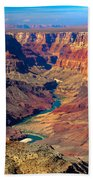Grand Canyon Sunset Bath Towel